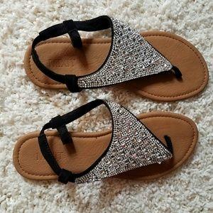 NWOT MIXIT  Sparkle Sandals